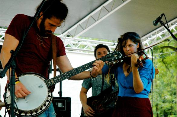 Adam Ezra Band